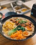 Chicken soup with an extra egg and extra noodles???? . . . . . #XuNoodleBar #Tilburg #Tillie #Noodles #Asian #Chinese #Food #Homemade #Hotspot #FollowUs #SendNoods #Chicken