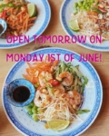 WE ARE OPEN TOMORROW ON THE 1ST OF JUNE🤩. Get your favorite Asian food at home on your day-off! . . . #XuNoodleBar #Tilburg #Noodles #Asian #Chinese #Food #Hotspot #FollowUs #SendNoods #foodie #instafood #WaarTilburgEet #Takeaway #Delivery #Streetfood #Salad #Open